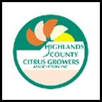 Highlands County Citrus Growers Association logo