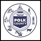 Polk County government logo